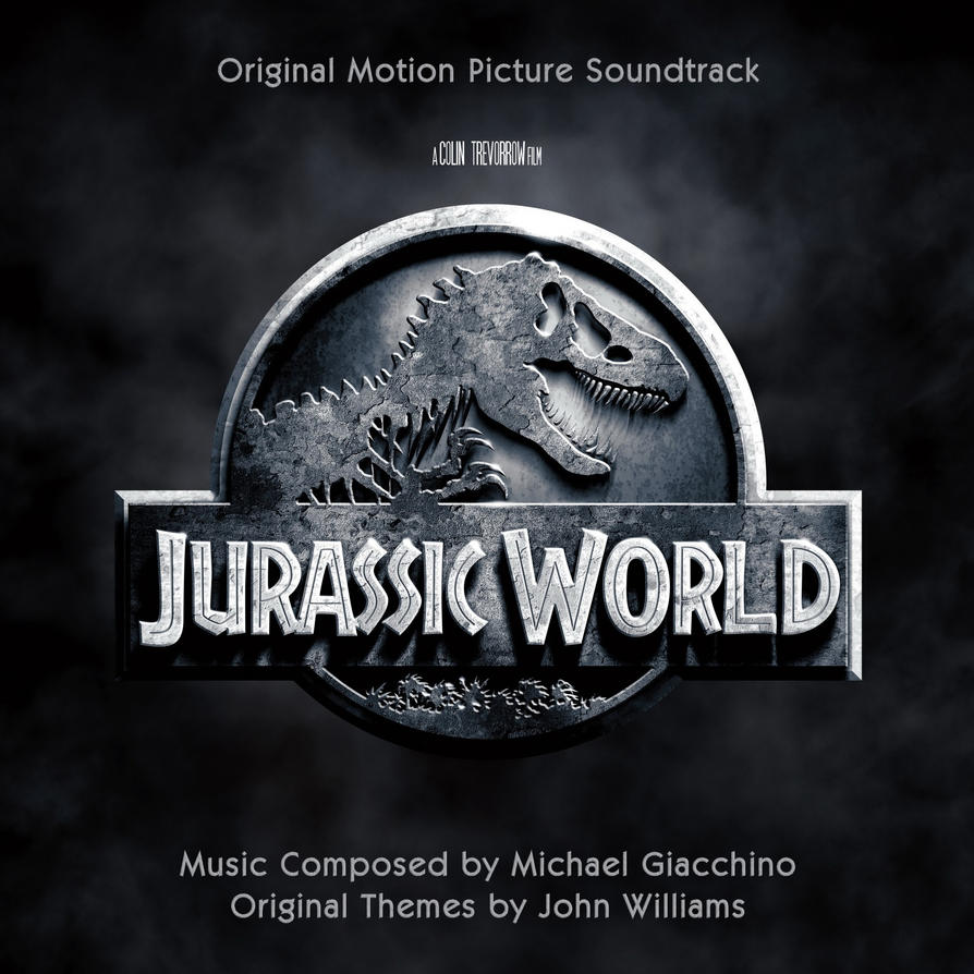 Brand new Jurassic World OST Custom Cover #2 by anakin022 on DeviantArt KP07