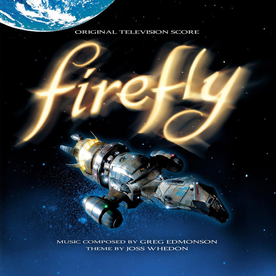 Greg Edmonson Firefly