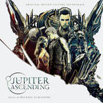 Jupiter Ascending OST Custom Cover #15 (Front)