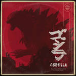Godzilla OST Custom Cover #11