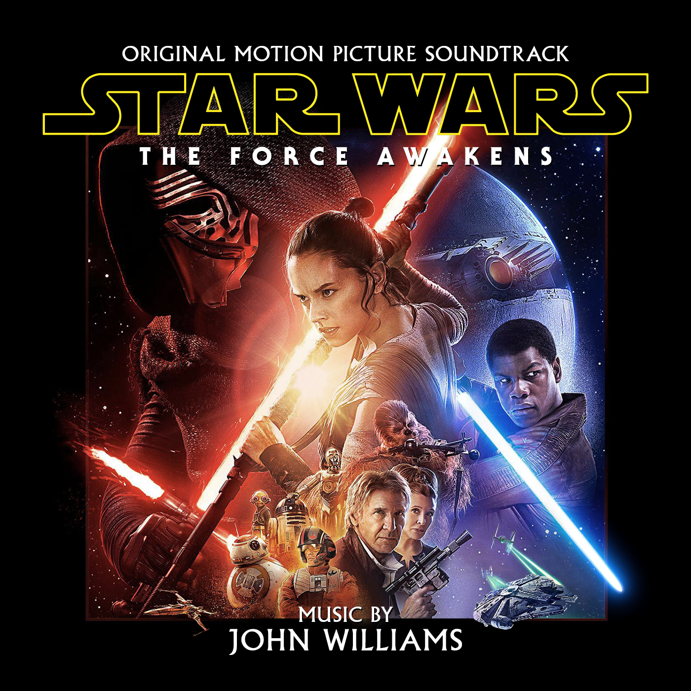 Star Wars The Force Awakens Ost By Anakin022 On Deviantart