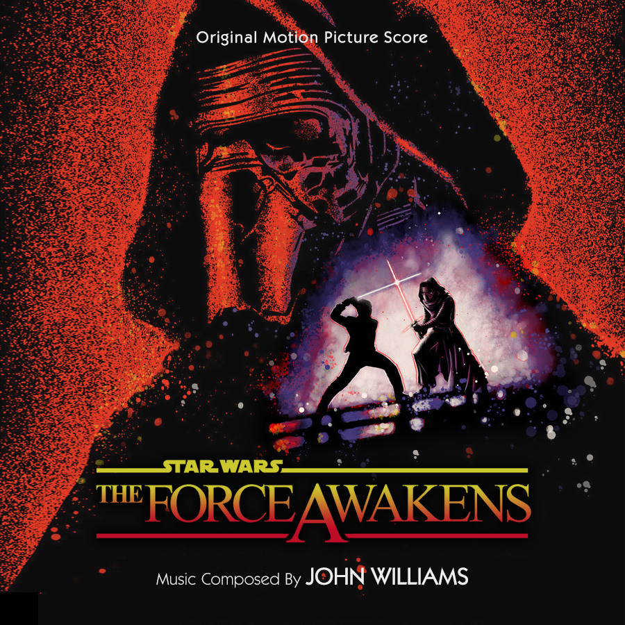 Star Wars - The Force Awakens OST #18