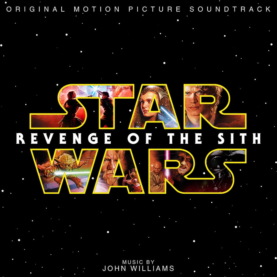 Revenge Of The Sith Cover