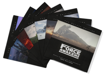Star Wars - The Deluxe Editions by anakin022