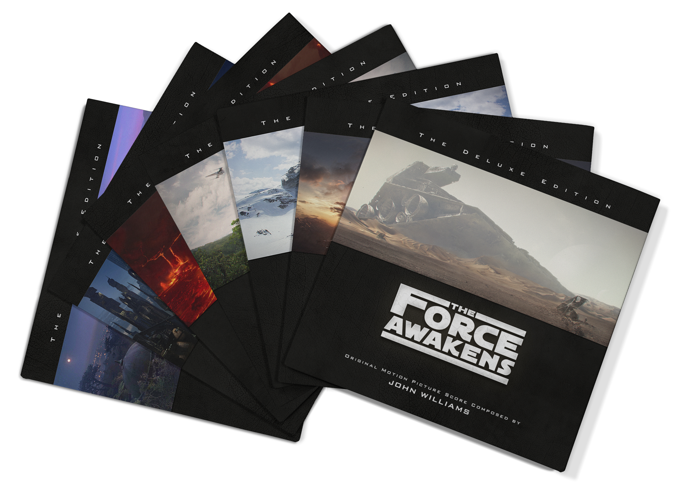 Star Wars - The Deluxe Editions