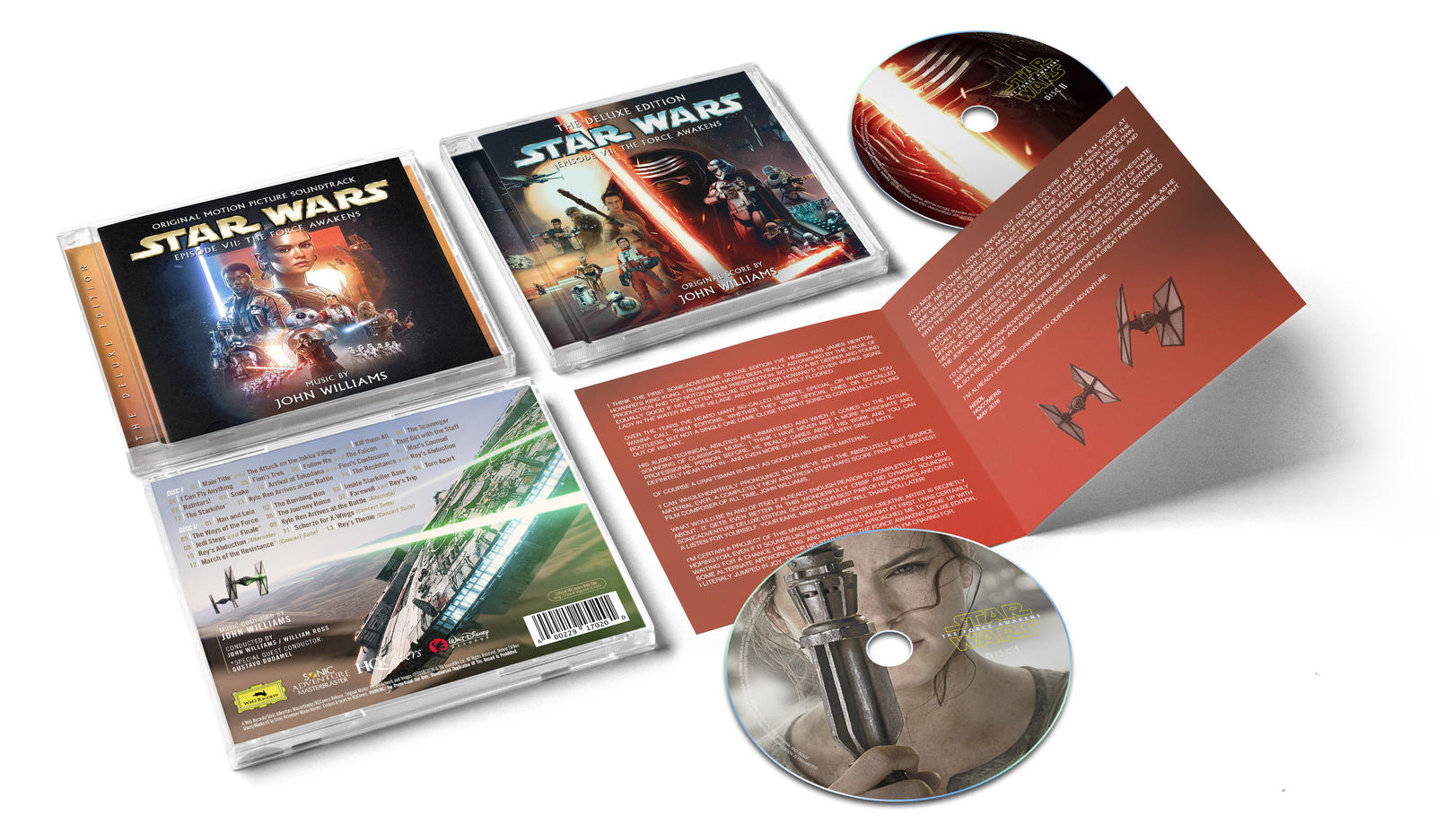 Star Wars: The Force Awakens (Deluxe Edition) #2