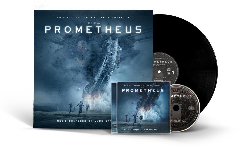 Prometheus OST #4 by anakin022