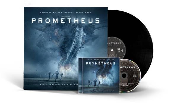 Prometheus OST #4