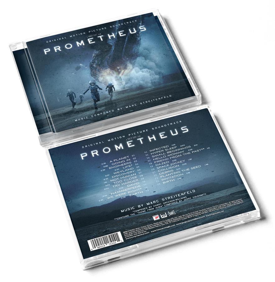 Prometheus OST #4 (Alternate View) by anakin022