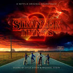 Stranger Things 2 OST Custom Cover (CD)