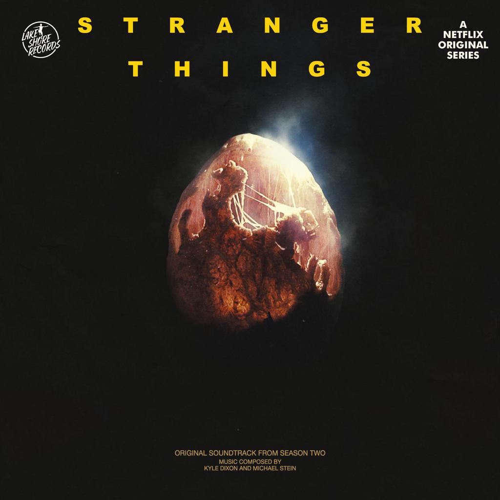 Stranger Things 2 OST Custom Cover (Alien)