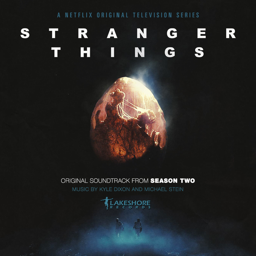Stranger Things 2 OST Custom Cover (Alien)