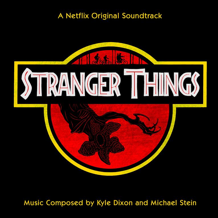 Preferred Stranger Things OST Custom Cover (Jurassic Park) by anakin022 on  FV16