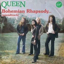Bohemian Rhapsody Soundtrack Cover #7 (Alternate) by anakin022