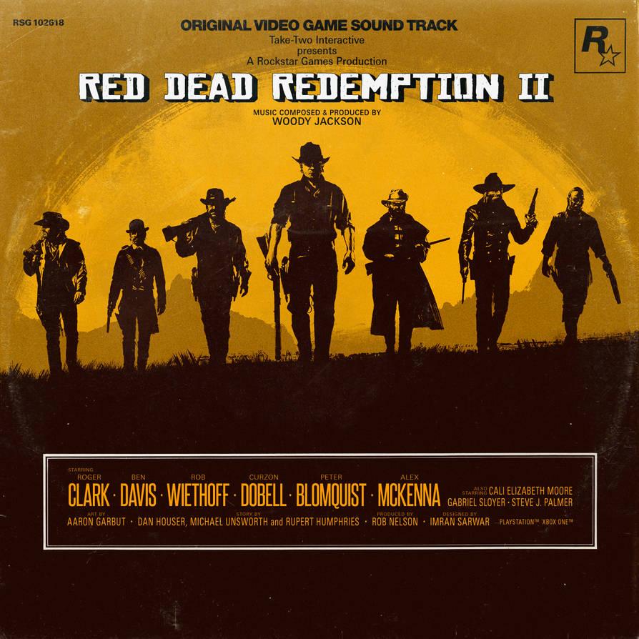Red Dead Redemption II (Alternate Version) by anakin022