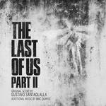 The Last of Us Part II Soundtrack Cover Art #2