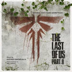 The Last of Us Part II Soundtrack Cover Art #4