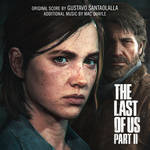 The Last of Us Part II Soundtrack Cover Art #5