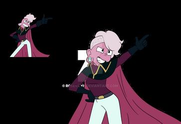 laremy barriga - the pink zombie