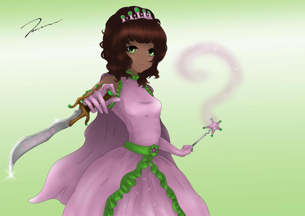 Princess Presto By Tamantha75 On DeviantArt