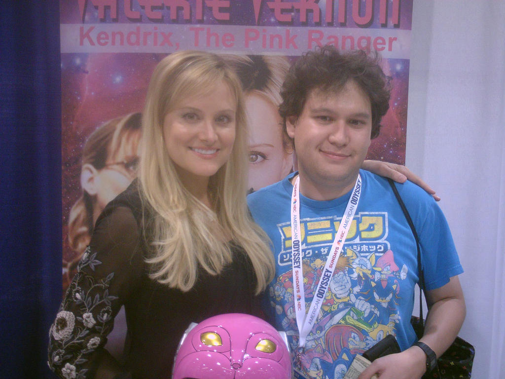 Picture With Valerie Vernon by Surferbrg on DeviantArt