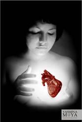 Every Red Heart Shines by YasminaMoya