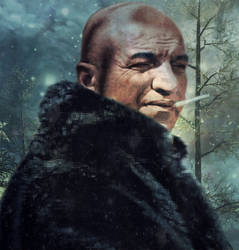 Captain Kazan by esuniwaya