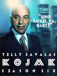Commission: Kojak Season 6 by esuniwaya