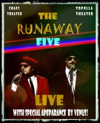 The Runaway Five by esuniwaya