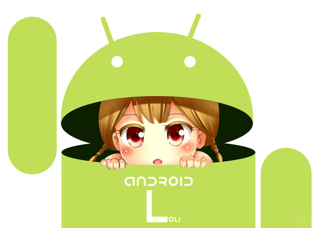 Android L chan by Korewa13th