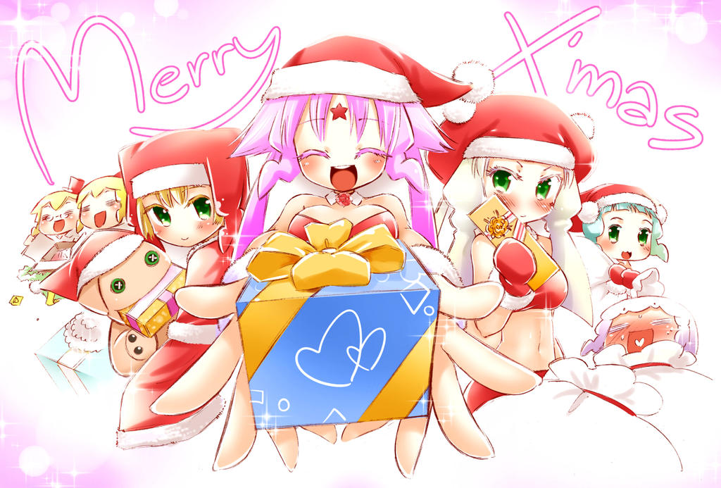 Merry X'mas 2014 by Korewa13th