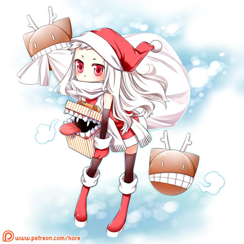 X'mas, Hoppo Santa by Korewa13th