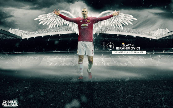 Wallpaper Zlatan Ibrahimovic 2016-17