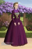 Queen Genevieve by Moraverley