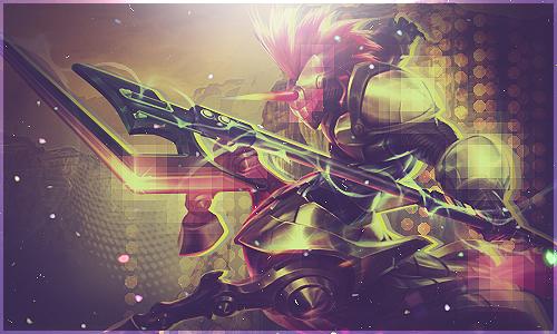 League of Legends - Arcade Hecarim by DarkRed21 on DeviantArt