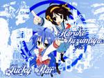 Lucky Star Haruhi Suzumiya