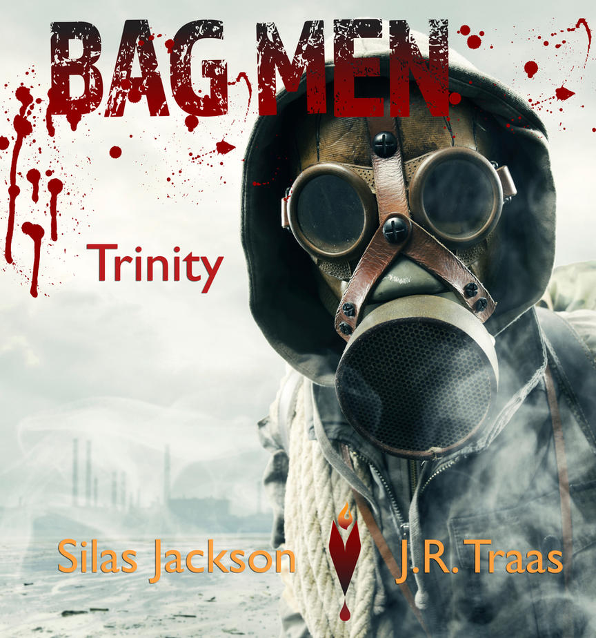 Bag Men Vol 3 Final Cover by jrtraas