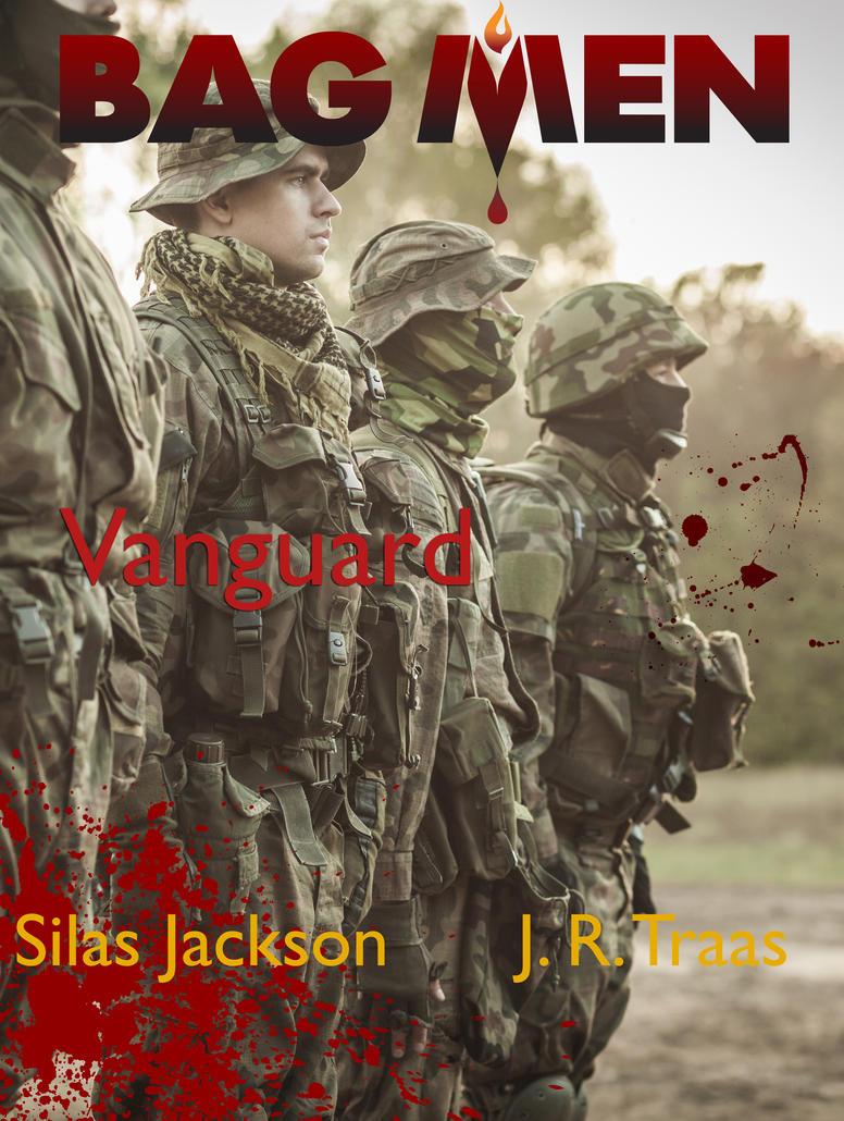 Bag Men Vol 4 Final Cover by jrtraas