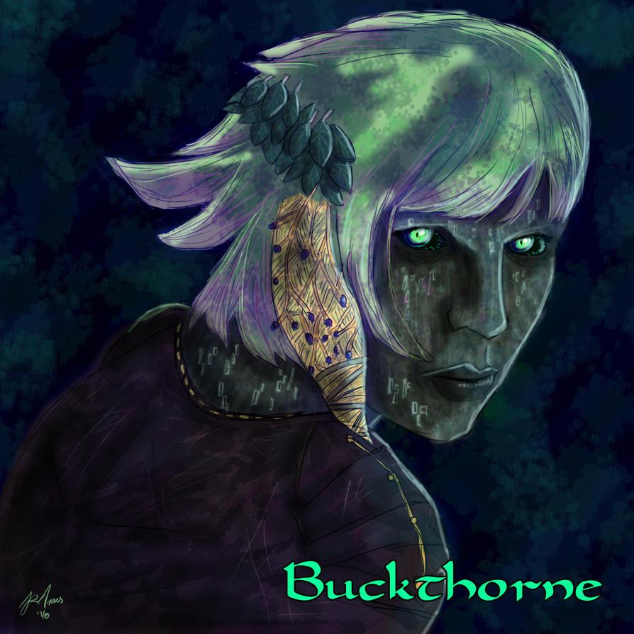 Buckthorne by jrtraas