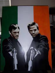 Boondock saints by wwmnix