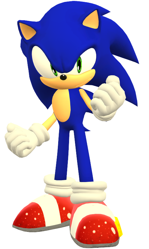 [ MMDxSonic ] Another sonic forces render. by Hendersony