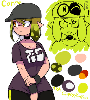 oh wow would you look at that another oc!