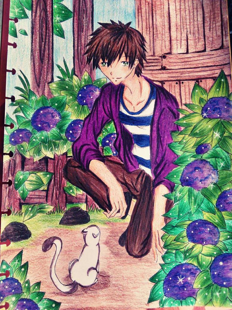 Makoto Tachibana by bluemyzt