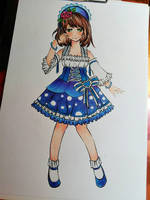 Lolita Girl by bluemyzt