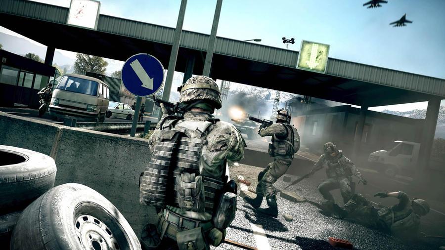 Battlefield 3 Wallpaper by evertonmdz