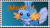 Mudkip deviantArt Stamp by Jermat444-stamps