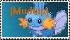 Mudkip deviantArt Stamp by Jermat444-stamps
