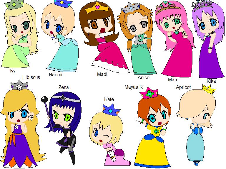 Mario S Lost Girls Part 5 By Princessahagen On Deviantart