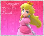Princess Peach Stamp by princessahagen