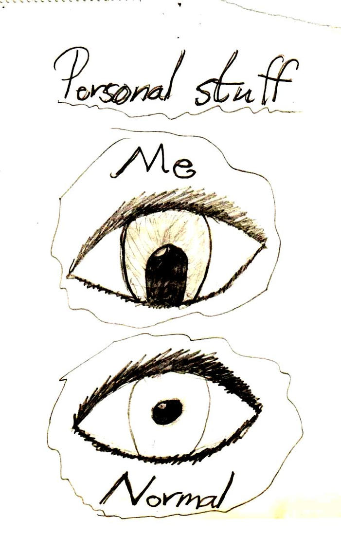 Personal Stuff- Eyes by Workgirl98